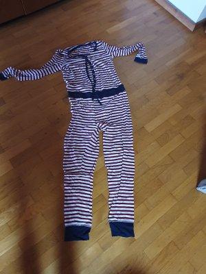 Pyjama multicolore tissu mixte