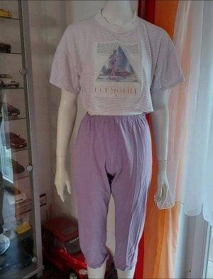 Clockhause Pyjama violet
