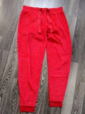Hunkemöller Woolen Trousers red