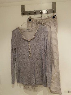 Intimissimi Pijama azul celeste-gris claro