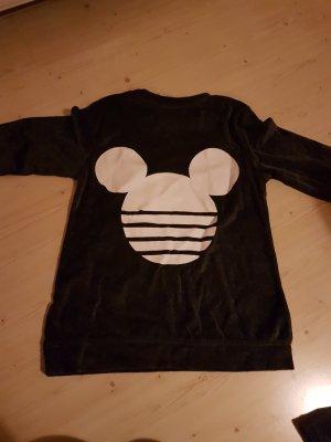 Disney Pijama blanco-gris oscuro