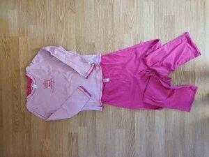 Schlafanzug Pink
