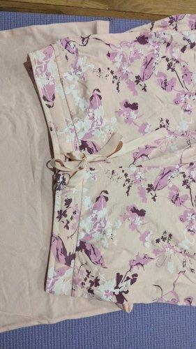 Schiesser Pyjama roségoud-rosé