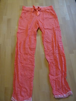 H&M Pyjama red-salmon