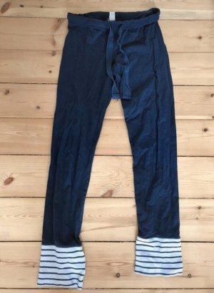 Gina Benotti Pijama blanco-azul oscuro