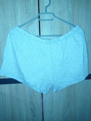 Gina Benotti Pyjama wit-lichtblauw