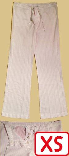 H&M Pijama blanco-rosa