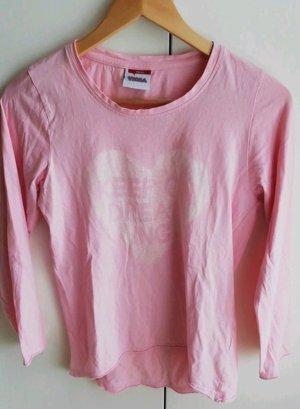 YIGGA Pyjama lichtroze-roze
