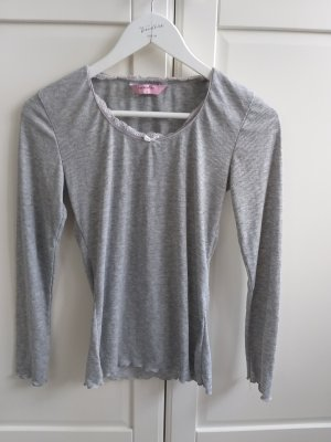 Hunkemöller Pyjama light grey