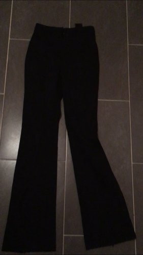 H&M Spodnie Marlena czarny