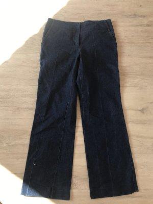 Camera Pantalón anchos azul oscuro