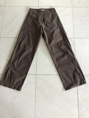 Turnover Culottes black brown
