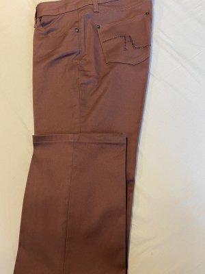 Zara Pantalone a zampa d'elefante grigio-lilla