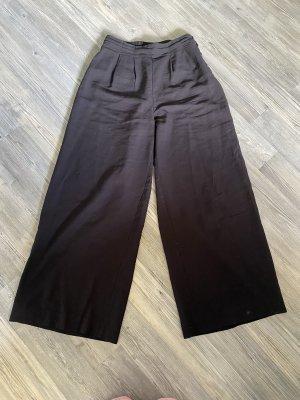 Villa Pantalone culotte nero