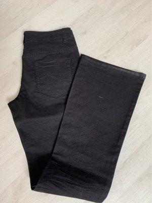 Colours of the World Pantalon pattes d'éléphant noir