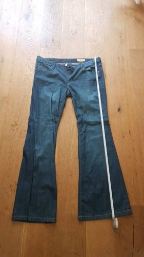 schlaghose, h&m, neu, 34/32,fit wide