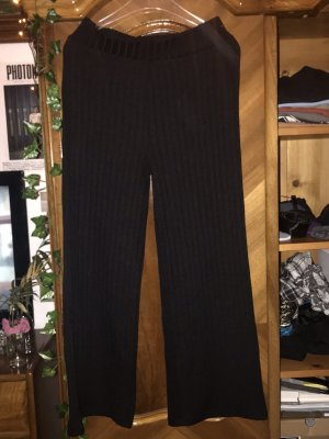 NAKED Pantalón de campana negro