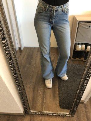 Schlaghose vintage Jeans
