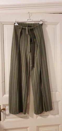 Zara Flares black-khaki