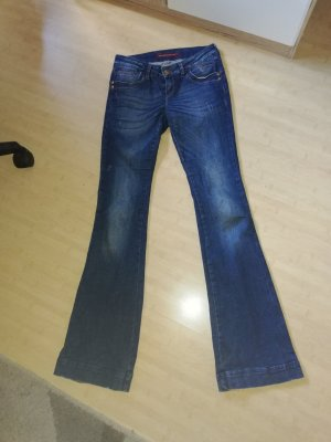 Cipo & Baxx Denim Flares blue
