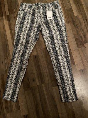 Colloseum Low-Rise Trousers multicolored