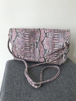 Schlangen-Muster Tasche