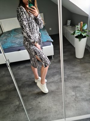 Schlangenmuster Kleid Viscose Neue