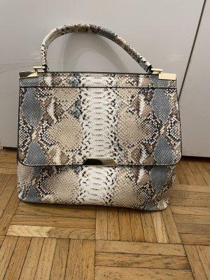 Schlangenoptik Handtasche