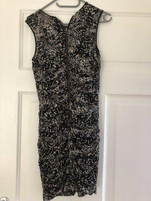 Schlangenoptik Kleid von H&M