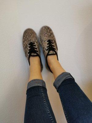 schlangenoptik Schuhe