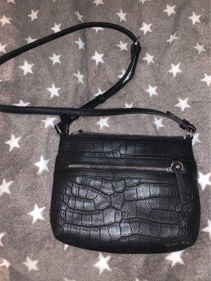 Schlangenoptik Tasche