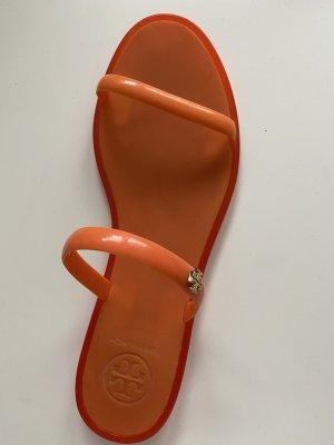 Tory Burch Sabot orange-orange fluo