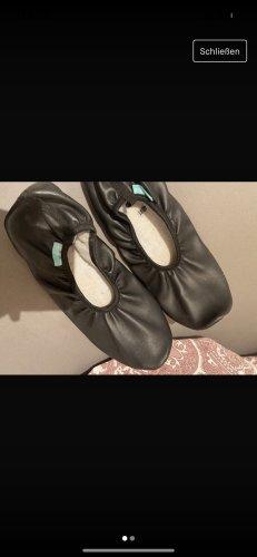 Bailarinas plegables negro