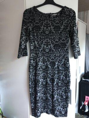 Orsay Tube Dress grey-black