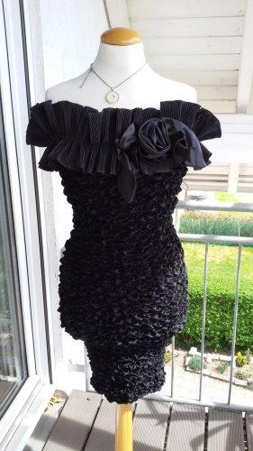 Robe tube noir