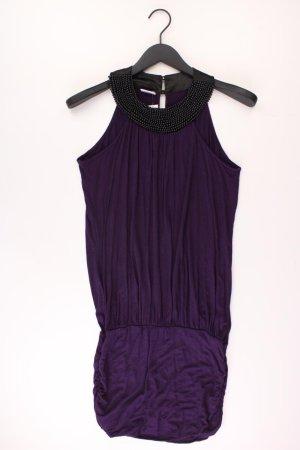 Robe tube violet-mauve-violet-violet foncé