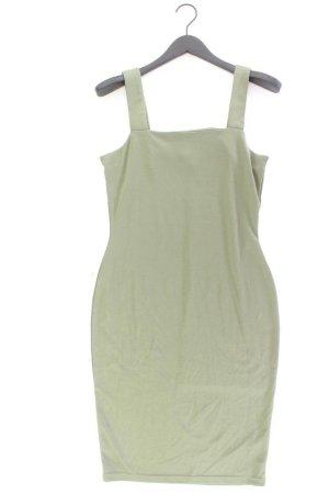 Schlauchkleid Größe 40/42 Träger olivgrün aus Polyester