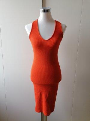 Zara Robe tube orange