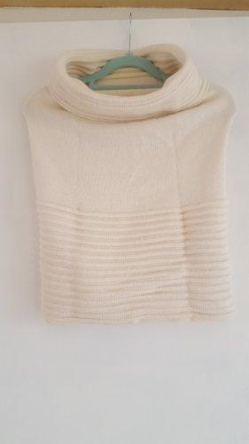 Roeckl Écharpe tube blanc cassé laine angora