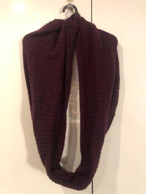H&M Bufanda tubo violeta oscuro