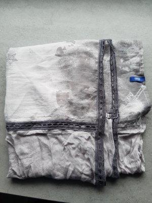 Cecil Écharpe tube gris clair-gris