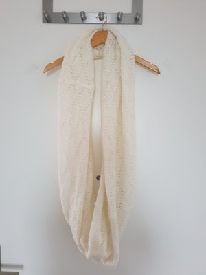 H&M Divided Scarf white-natural white