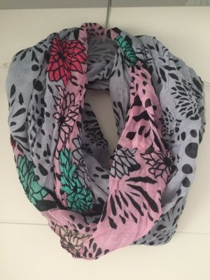 Madonna Tube Scarf multicolored polyester