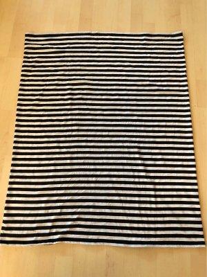 Tom Tailor Écharpe tube noir-blanc