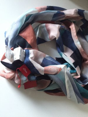 s.Oliver Tube Scarf multicolored