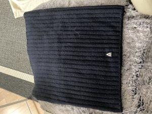 Gaastra Bufanda de lana azul oscuro
