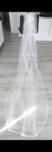 Veil multicolored