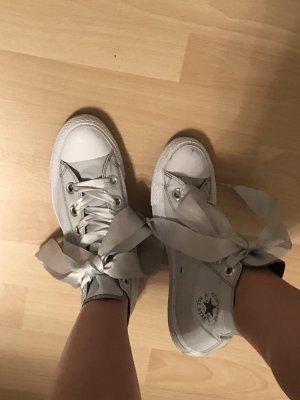 Converse Zapatilla brogue gris claro