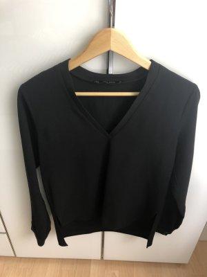 Schlichte Bluse schwarz