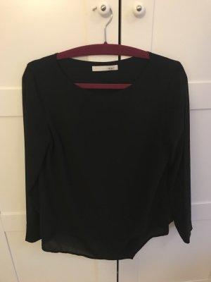 Schlichte Bluse, Shirt von OUI Gr 38